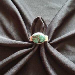 Silpada turquoise ring